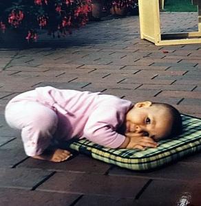 Neurodermidis bei Babys